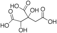 L'acide hydroxycitrique (AHC – HCA)